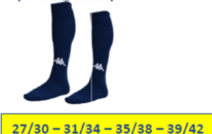 CHAUSSETTES CH07 PENAO TAILLE 27/30